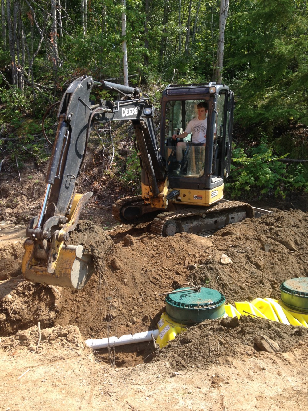 Septic Tank Installation
